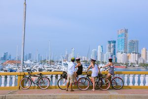 bike tour cartagena